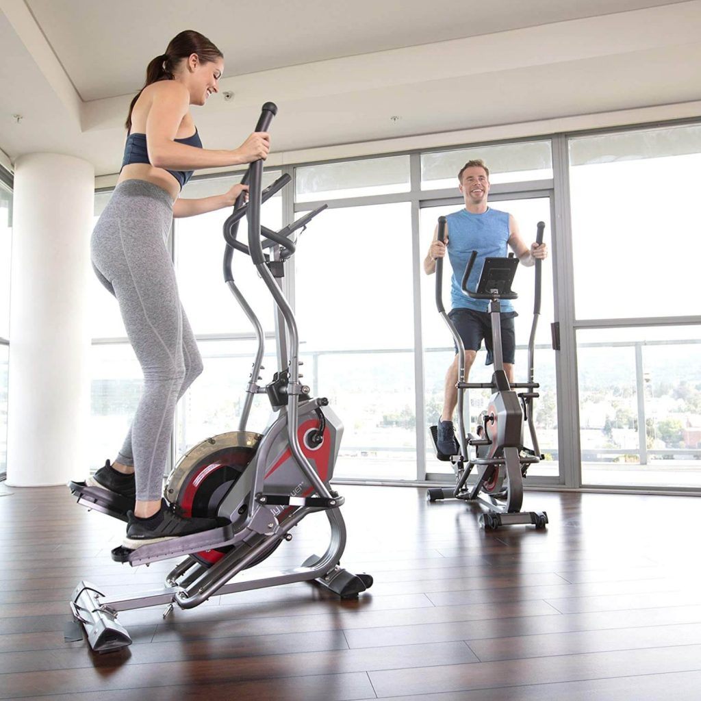 best elliptical for small spaces
