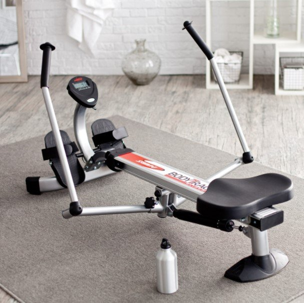 How To Assemble & Use Stamina Body Trac Glider 1050 Rowing Machine