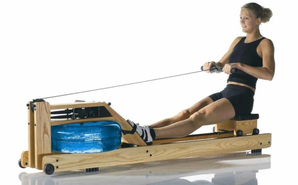 How to Use Mr. Rudolf Water Rowing Machine