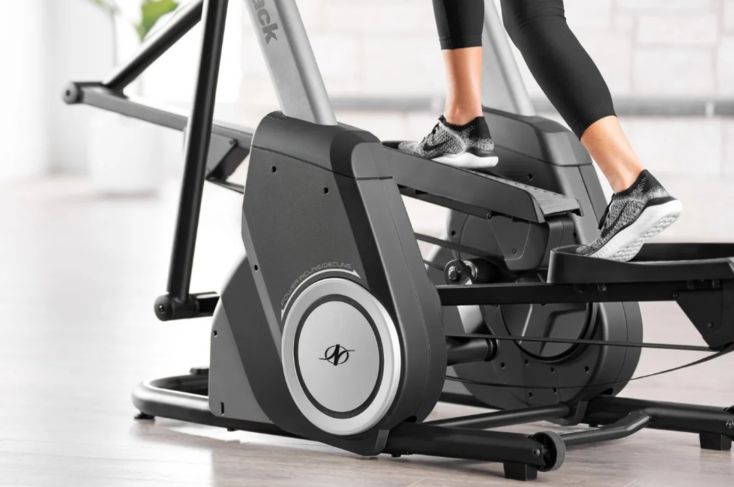 Ellipticals With Ramps and Wheels