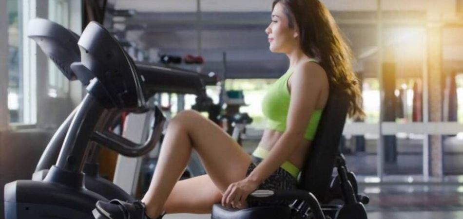 Recumbent Exercise Bike for Short Person