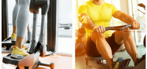 Elliptical vs Rowing Machine: What's the Difference?