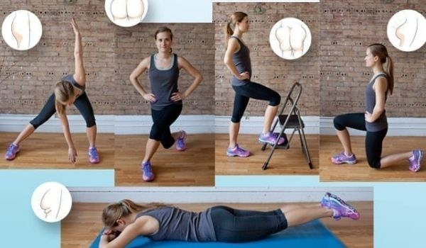 What Exercises Shape Your Bum?