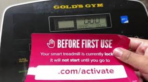 Activate The Code With The Current Account