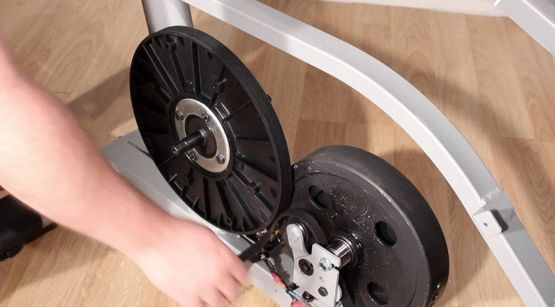 How Do You Fix an Exercise Bike Pedal?