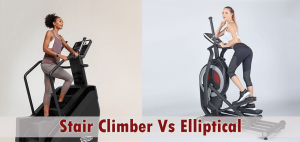 Stair Climber Vs Elliptical: What Is the Difference?